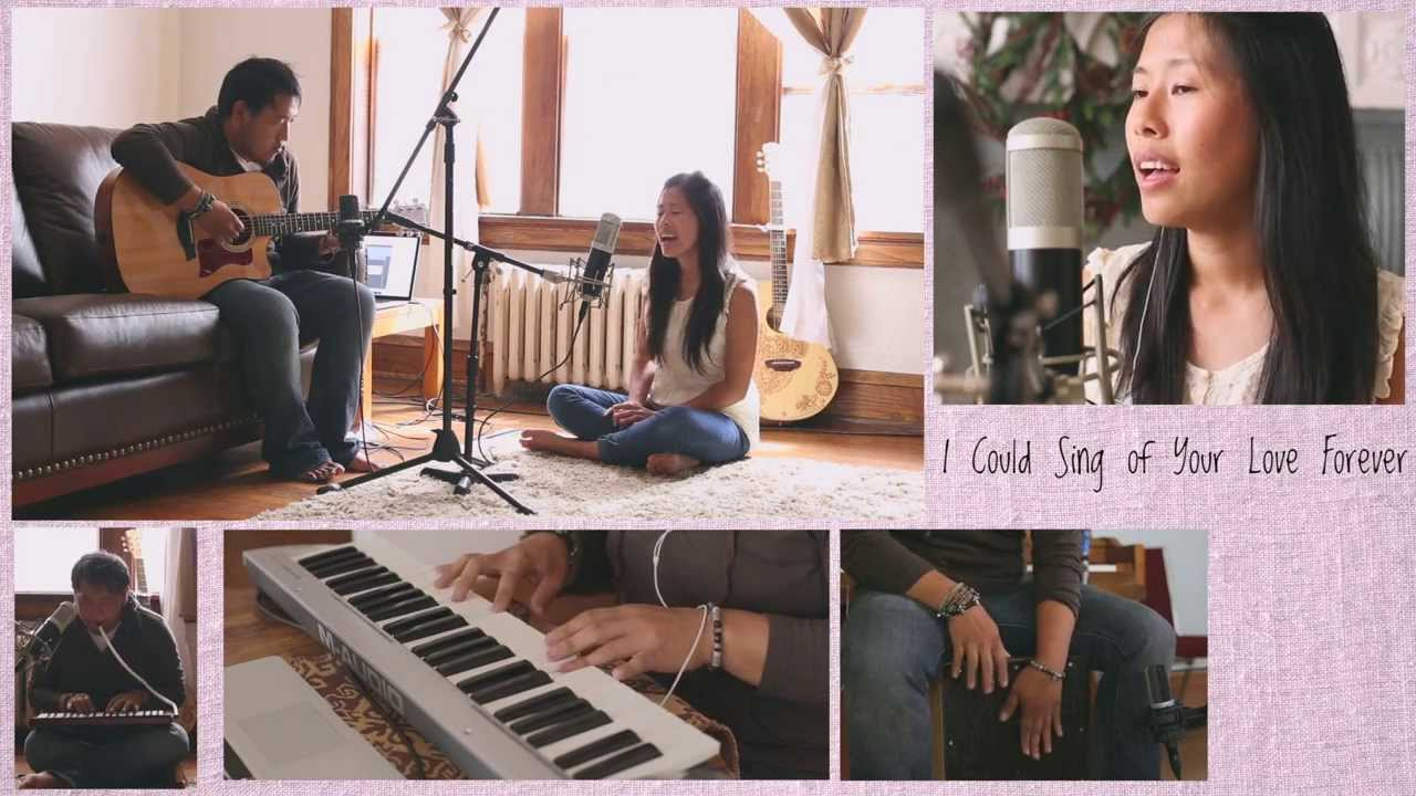 I Could Sing Of Your Love Forever Jazz Cover By Mary Gv Chords