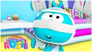 Everything Rosie   Hindi   Cartoons for children   10 minutes   बच्चों के कार्टून   Full Episode 6