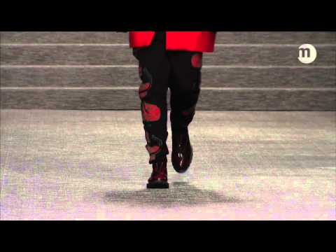 ▶ istituto marangoni · the 2014 milano fashion show