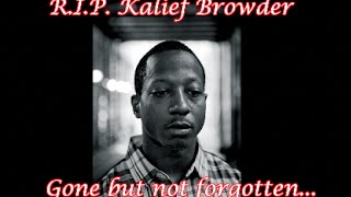 Kalief Browder INNOCENT Teen Jailed At Rikers For 3yrs commits SUICIDE