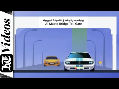 Abu Dhabi's toll gate system: All you need to know