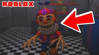 How To Get Nightmare Balloon Boy Badge in Roblox FNAF 2 A New Beginning