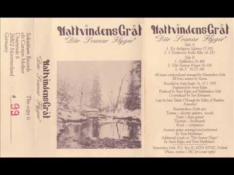 NATTVINDENS GRAT - Dar Svanar Flyger (1995)