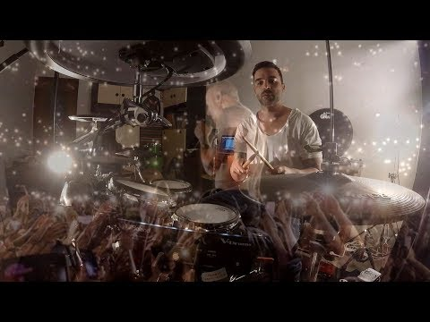 RIP CHESTER BENNINGTON || THE END drum cover by Arlindo Cardoso (HD)