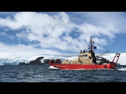 قاعدة إسكوديرو العلمية في أنتاركتيكا: بحوث -قطبية- في مجال الطب والبيئة…  - 15:54-2019 / 2 / 18