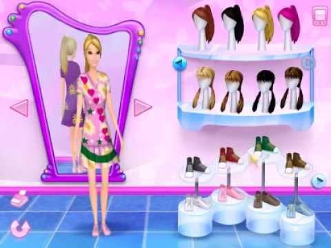 скачать игру барби показ мод бесплатно на компьютер полную версию