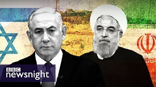 Are Iran and Israel itching for a fight? - BBC Newsnight