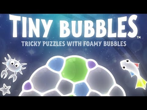 Tiny Bubbles gameplay