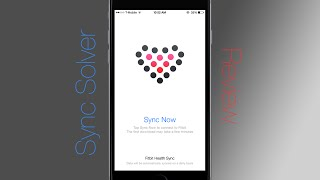 Sync Solver for Fitbit Review
