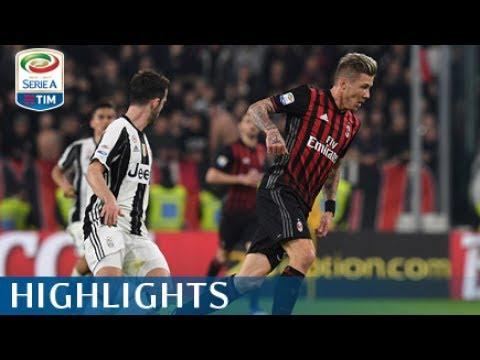 Juventus - Milan 2-1- Highlights - Giornata 28 - Serie A TIM 2016/17 thumbnail