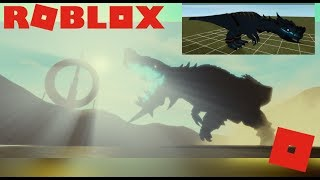 Roblox DragonVS - New Rekkussu Species Teaser + Gameplay!