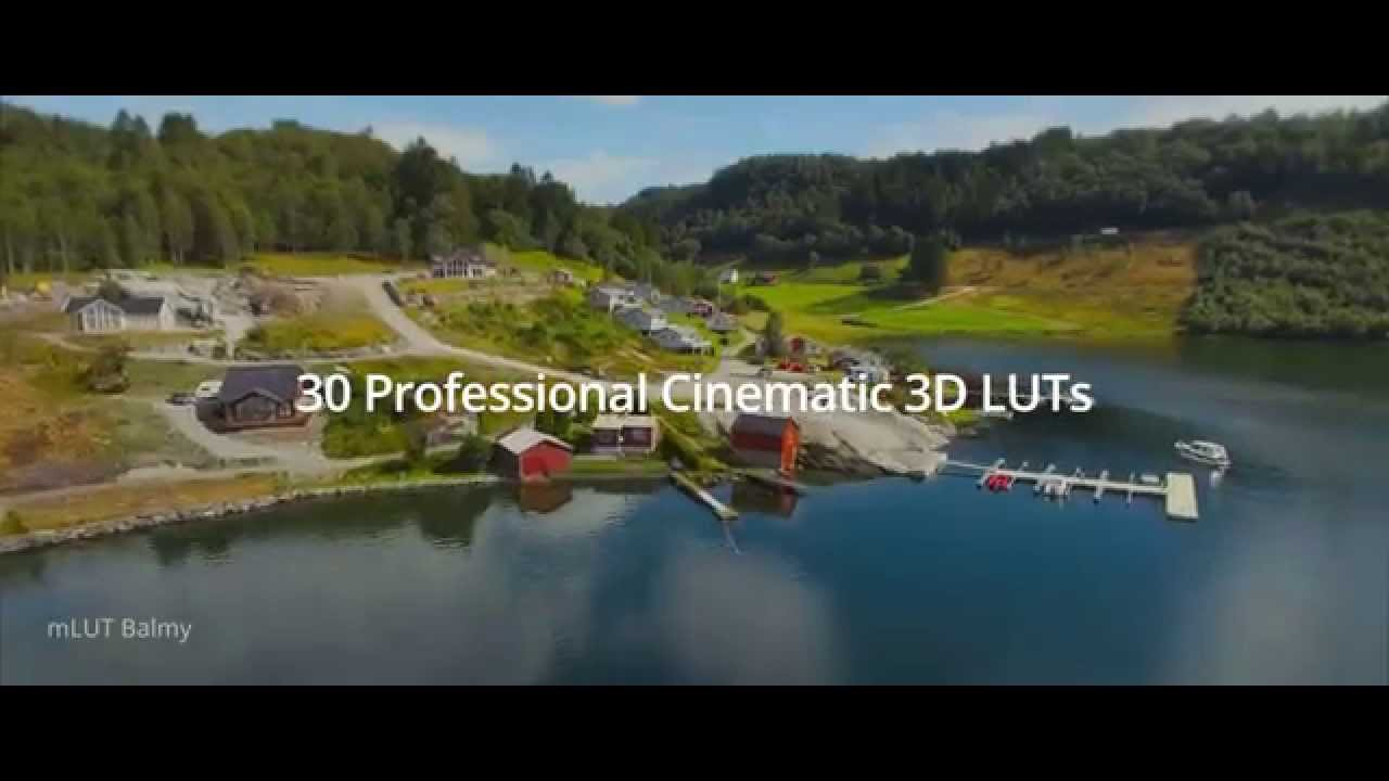 Top 10 Sites for Downloading Free 3D LUTs