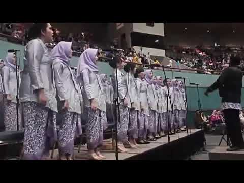 I've been away too long - Universitas Nasional (UNAS) Choir