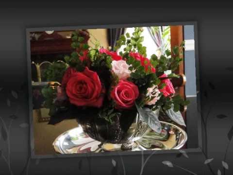 Naturaleza exquisita arreglos florales para el hogar for Puertas insonorizadas para el hogar
