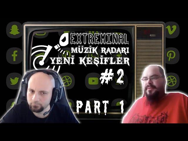 Extreminal Müzik Radarı | Yeni Keşifler #2 | Extreminal TV