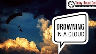 The Tale of the Man Who Nearly Drowned While Falling from the Sky