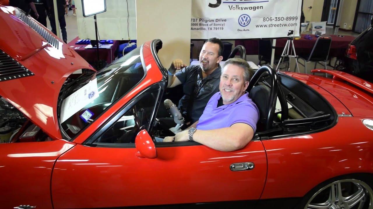 Make A Wish Car Show Amarillo