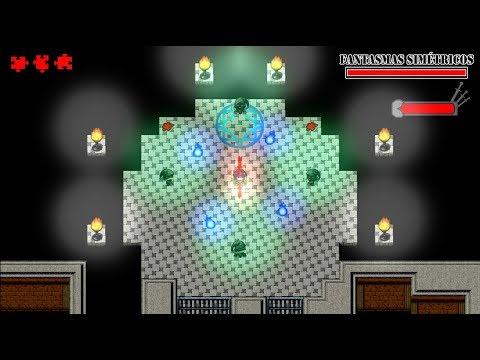 Ixemis | RPG Maker MV | Avance