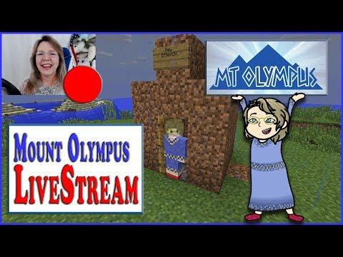 Mount Olympus Season 2 Explore and visit.   Server IP:  play.mtolympus.online mrs_samantha