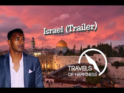 Drunk in the plane or  Travels of Happiness : Israel Edition (The Official Trailer)