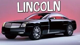 Lincoln. Американские автомашины. Крутые машины видео.#линкольн