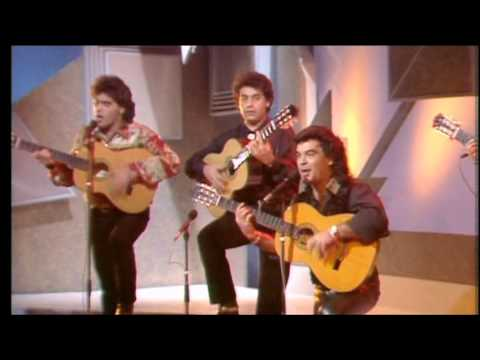 Gypsy Kings Volare   on Terry Wogan show 1989