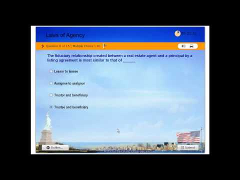real-estate-license---practice-exam-#1---laws-of-agency---free-test---usa--130-questions