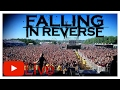 Download Carolina Rebellion 2017! Falling In Reverse! I'm Not A Vampire Live! MP3 song and Music Video
