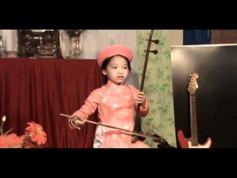 03 - THÚY VY ĐỜN CÒ LỚP  1&2 BAI NAM AI Nhạc Lễ