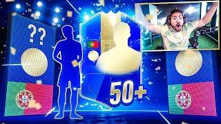 50 GUARANTEED TOTS PACKS!! FIFA 19