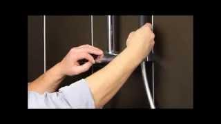 Cómo instalar la columna de ducha Aparu   Jacob Delafon