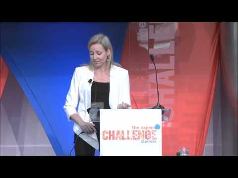 Aspen Challenge Denver - Yasmina Zaidman, Acumen Fund