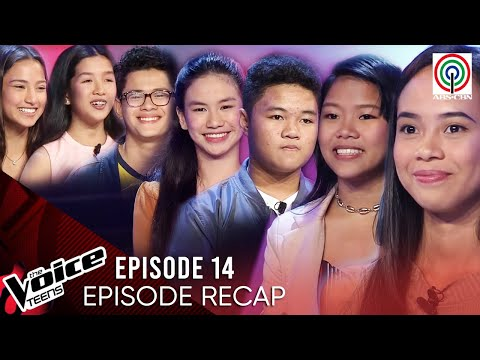 All of the Best Moments from Day 14 of 'Blind Auditions' | The Voice Teens 2020 Recap