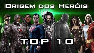 TOP 10 Filmes Mais Esperados da DC Comics