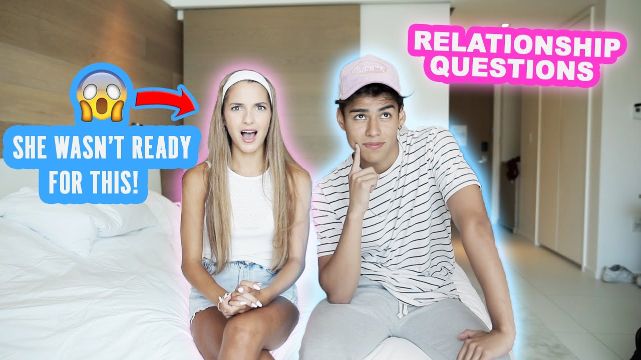 LEXI AND ANDREW GETTING MARRIED?! ** SHOCKING ANSWERS!!