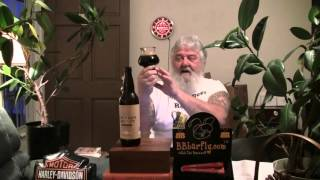 Beer Review # 2000 Goose Island Brewing Bourbon County Vanilla Rye Whiskey Barrel Stout