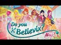 Winx Club - Do You Believix? (Game for Girls)