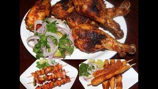 3 easy chicken recipes - 3 easy chicken starters - chicken starter recipes