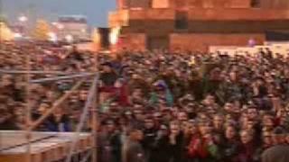 Сектор газа - пора домой (Москва,красная площадь,концерт,день победы)