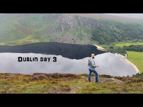 Vlog 16 Dublin, Ireland day 3 Wicklow Mountains