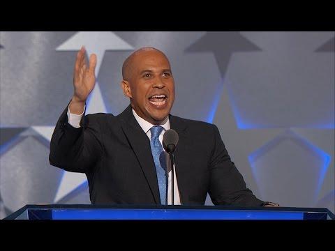 Cory Booker SPEECH at Democratic National Convention (FULL SPEECH DNC 2016)