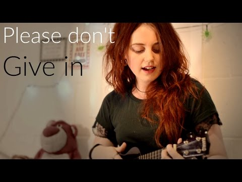 Don't Give In (and fight) | Original Song
