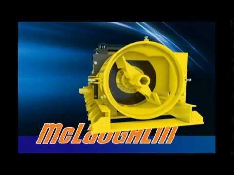 Технология горизонтально шнекового бурения / McLaughlin 54/60