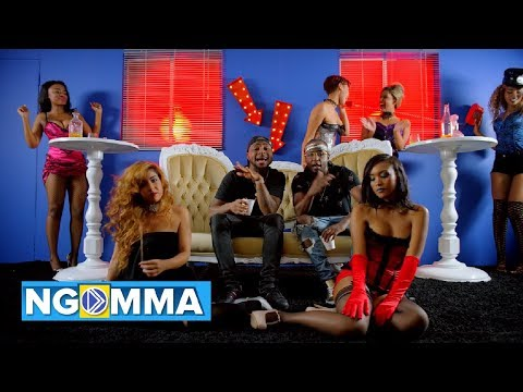 Joh Makini Ft Davido - Kata Leta (Official Music Video)