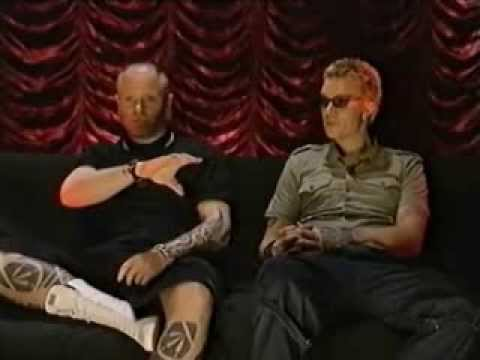 The Prodigy - Russian Moscow history about 2 barriers with security + snippet @ september 27 1997