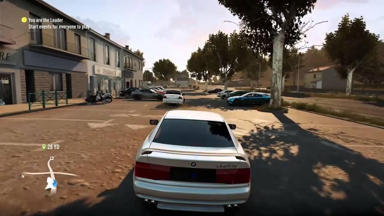 Forza Horizon 2 Euro Vs Japan Car Meets Drag Cruise Youtube