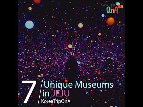 7 Unique Museums in JEJU