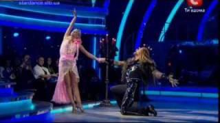 Танцы со звездами 2011.Никита Джигурда и Юлия. HQ
