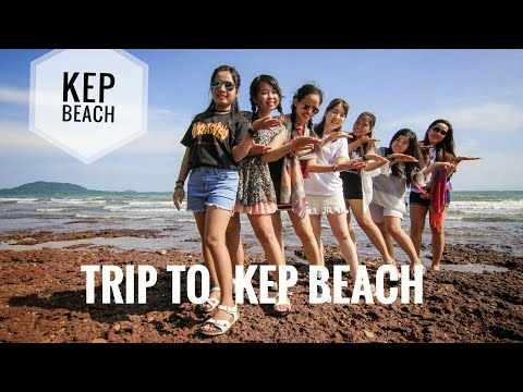 Trip to Kep beach on 01 June 2017 - How to travel Cambodia.