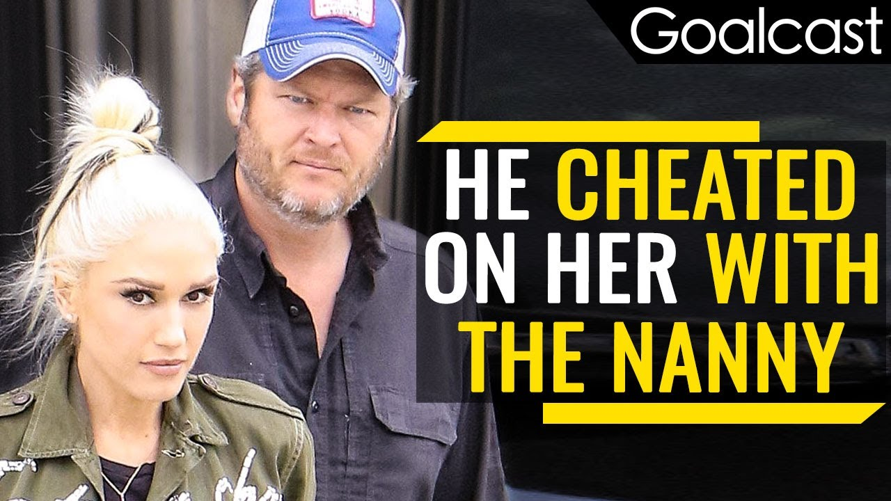 Gwen Stefani and Blake Shelton's Love Story | Life Stories by Goalcast